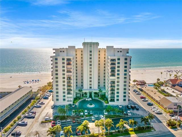 3820 Gulf Boulevard #207, St Pete Beach, FL 33706 (MLS #U8119812) :: Dalton Wade Real Estate Group