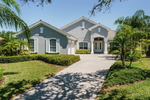 2607 Grand Lakeside Drive, Palm Harbor, FL 34684 (MLS #U8119814) :: Burwell Real Estate