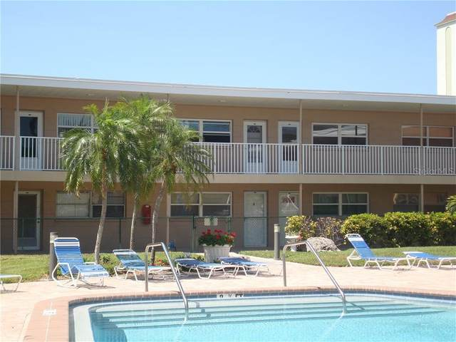 6111 2ND Street E #21, St Pete Beach, FL 33706 (MLS #U8119825) :: Everlane Realty