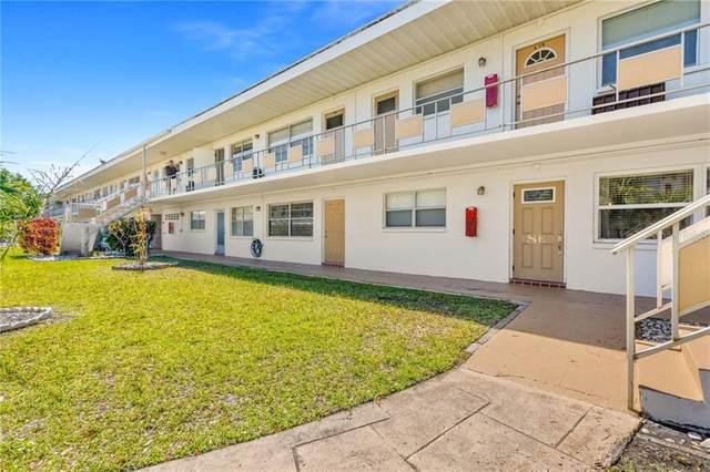 5940 21ST Street N #8, St Petersburg, FL 33714 (MLS #U8119827) :: Aybar Homes
