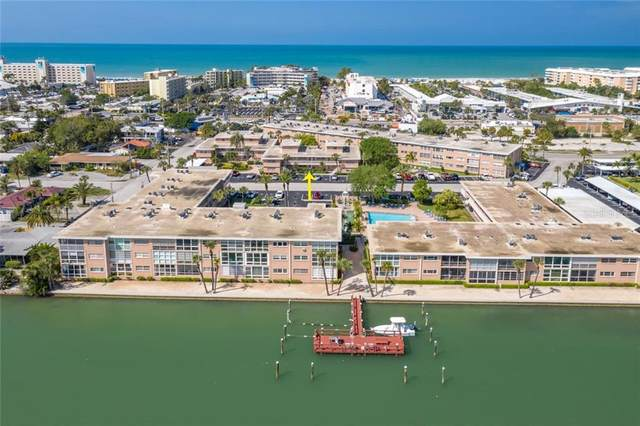 6000 2ND Street E #12, St Pete Beach, FL 33706 (MLS #U8119876) :: Dalton Wade Real Estate Group