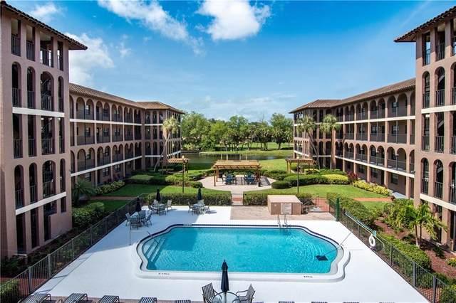 6100 Gulfport Boulevard S #317, Gulfport, FL 33707 (MLS #U8119902) :: Dalton Wade Real Estate Group