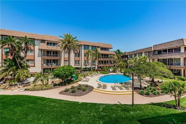 3021 Countryside Boulevard 25A, Clearwater, FL 33761 (MLS #U8119932) :: Burwell Real Estate