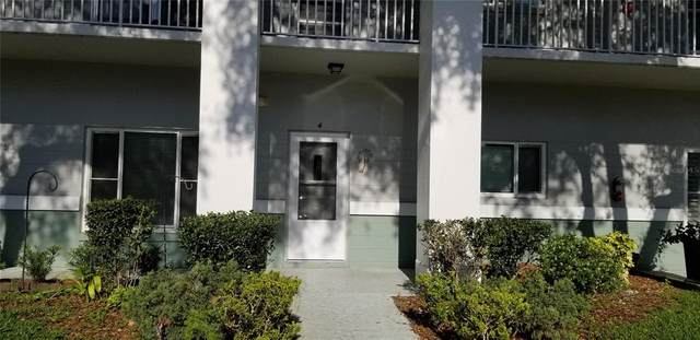 2298 Americus Boulevard E #4, Clearwater, FL 33763 (MLS #U8119938) :: The Hesse Team
