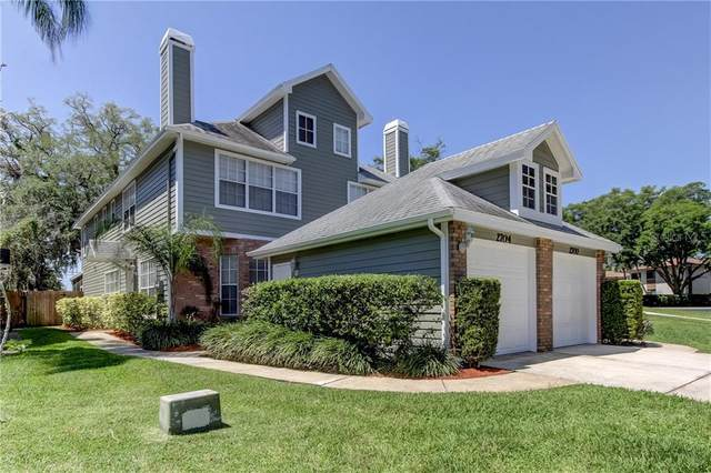 2704 Hamble Village Lane, Palm Harbor, FL 34684 (MLS #U8119957) :: Coldwell Banker Vanguard Realty
