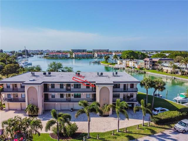 11901 Lagoon Lane #304, Treasure Island, FL 33706 (MLS #U8119962) :: Dalton Wade Real Estate Group