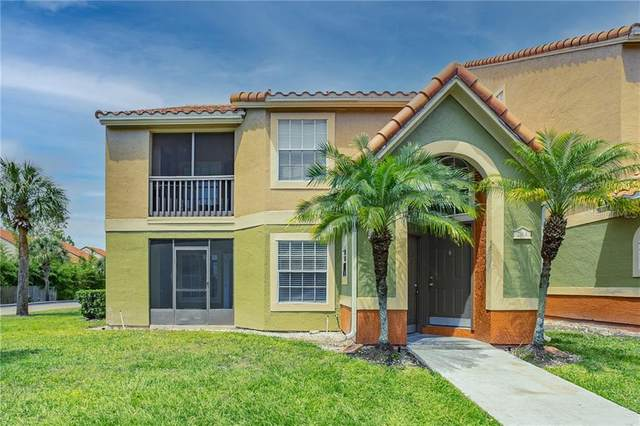 405 Fountainhead Circle #144, Kissimmee, FL 34741 (MLS #U8119969) :: Lockhart & Walseth Team, Realtors