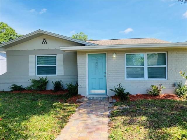 5205 18TH Avenue S, Gulfport, FL 33707 (MLS #U8119995) :: Dalton Wade Real Estate Group