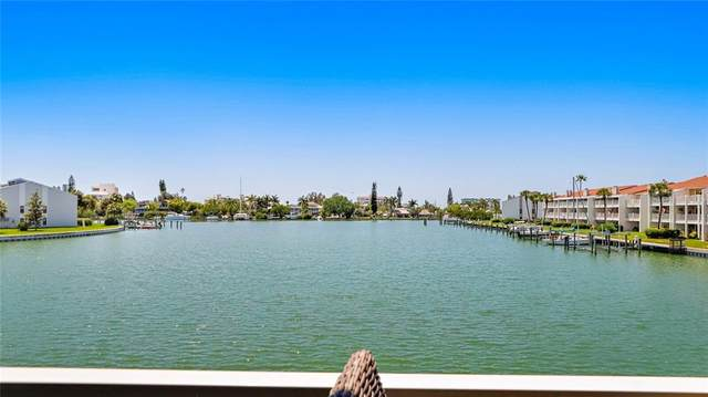 12240 2ND Street E #506, Treasure Island, FL 33706 (MLS #U8120006) :: Dalton Wade Real Estate Group