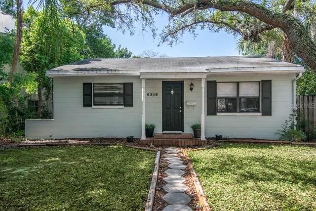 6318 1ST Avenue S, St Petersburg, FL 33707 (MLS #U8120060) :: Dalton Wade Real Estate Group