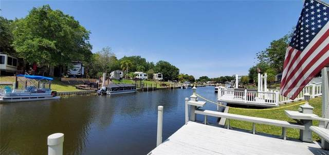 559 Waterway Drive, Lake Wales, FL 33898 (MLS #U8120065) :: The Lersch Group