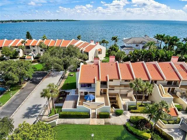 7550 Sunshine Skyway Lane S T43, St Petersburg, FL 33711 (MLS #U8120072) :: Positive Edge Real Estate