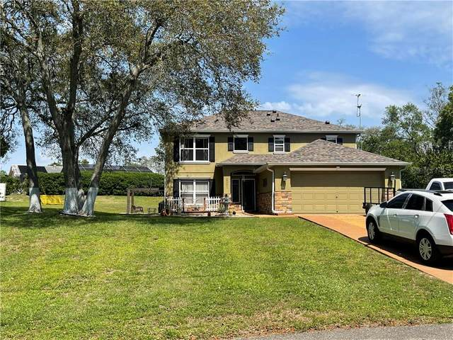 2291 Mint Lane, Spring Hill, FL 34609 (MLS #U8120098) :: McConnell and Associates