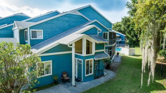 2018 Golfview Drive #2018, Tarpon Springs, FL 34689 (MLS #U8120125) :: RE/MAX Marketing Specialists