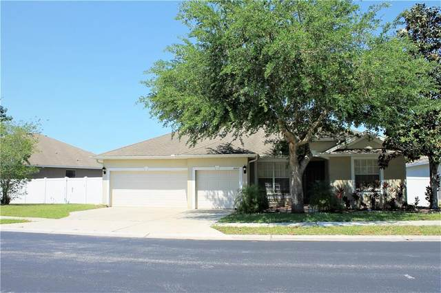 14207 Bensbrook Drive, Spring Hill, FL 34609 (MLS #U8120138) :: McConnell and Associates