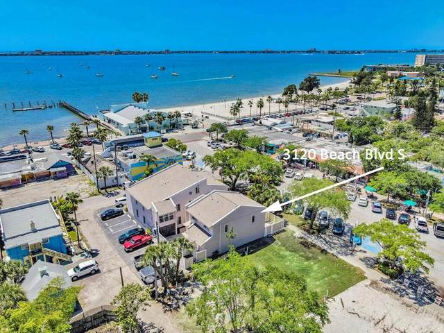 3120 Beach Boulevard S #1, Gulfport, FL 33707 (MLS #U8120161) :: Medway Realty