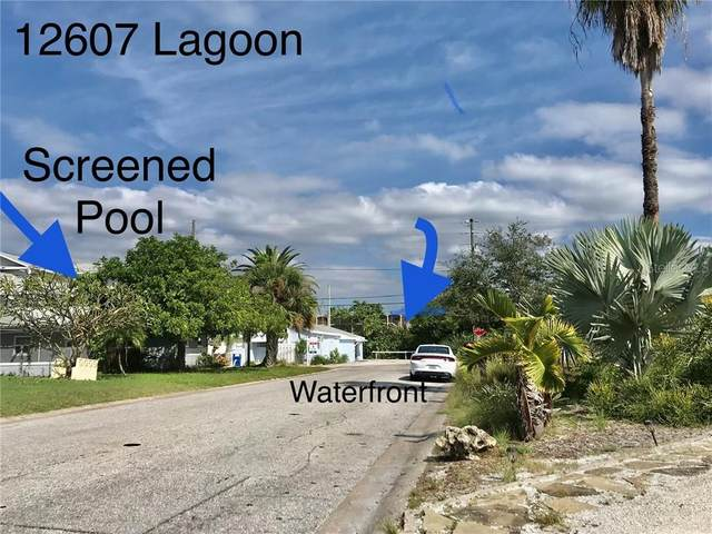 12607 Lagoon Lane, Treasure Island, FL 33706 (MLS #U8120173) :: GO Realty