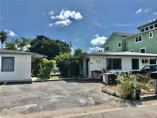 117 127TH Avenue, Treasure Island, FL 33706 (MLS #U8120179) :: Dalton Wade Real Estate Group