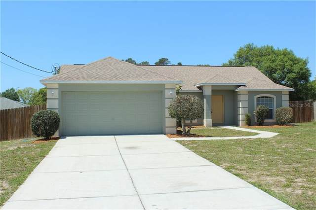 4517 Tiburon Avenue, Spring Hill, FL 34608 (MLS #U8120192) :: McConnell and Associates