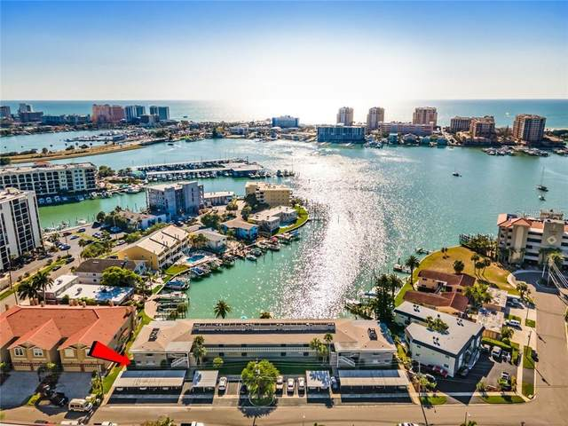 400 Larboard Way #101, Clearwater, FL 33767 (MLS #U8120226) :: Sarasota Property Group at NextHome Excellence