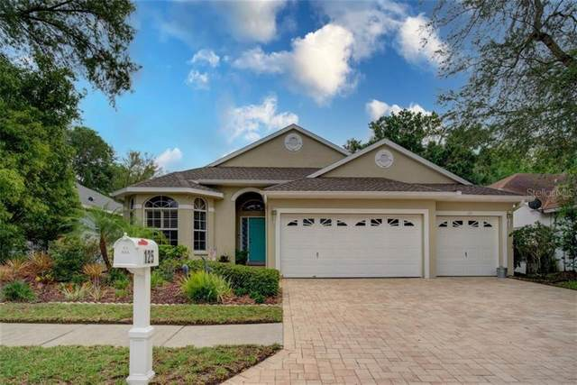 125 Wood Dove Avenue, Tarpon Springs, FL 34689 (MLS #U8120235) :: RE/MAX Marketing Specialists