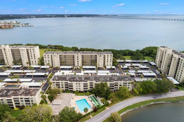 2615 Cove Cay Drive #403, Clearwater, FL 33760 (MLS #U8120300) :: Florida Real Estate Sellers at Keller Williams Realty