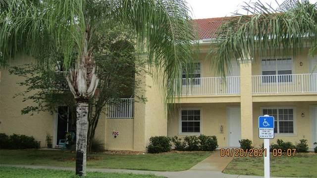 21031 Picasso Court #105, Land O Lakes, FL 34637 (MLS #U8120306) :: Vacasa Real Estate