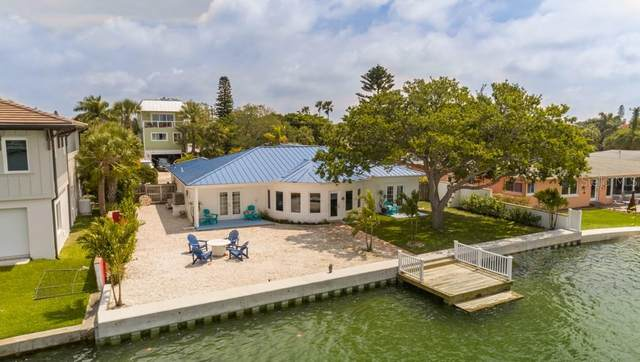 3800 Belle Vista Drive, St Pete Beach, FL 33706 (MLS #U8120318) :: Everlane Realty
