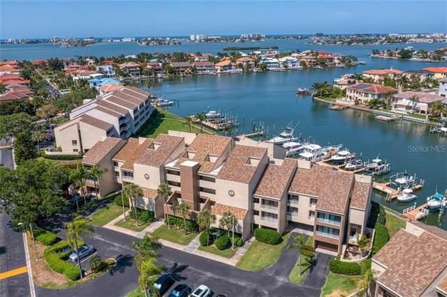 2785 Kipps Colony Drive S #102, Gulfport, FL 33707 (MLS #U8120383) :: Everlane Realty