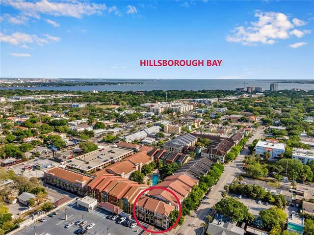 402 S Armenia Avenue 139C, Tampa, FL 33609 (MLS #U8120395) :: Sarasota Property Group at NextHome Excellence
