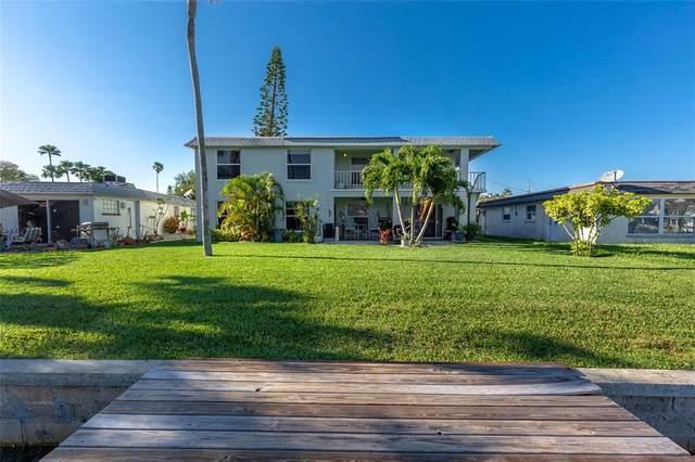 117 140TH Avenue E, Madeira Beach, FL 33708 (MLS #U8120397) :: Team Bohannon Keller Williams, Tampa Properties