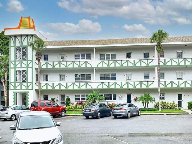 2470 Rhodesian Drive #30, Clearwater, FL 33763 (MLS #U8120434) :: Florida Real Estate Sellers at Keller Williams Realty