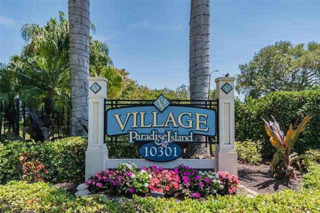491 Haven Point Drive #491, Treasure Island, FL 33706 (MLS #U8120447) :: Heckler Realty