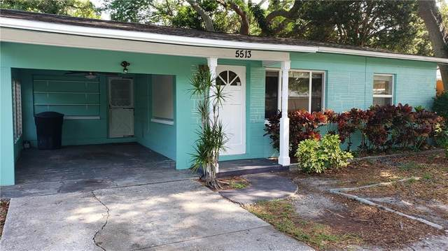 5513 15TH Avenue S, Gulfport, FL 33707 (MLS #U8120457) :: Everlane Realty