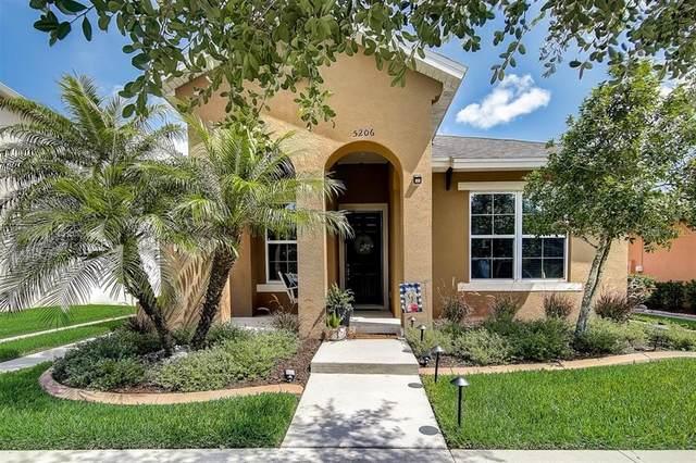 5206 Suncatcher Drive, Wesley Chapel, FL 33545 (MLS #U8120584) :: Team Borham at Keller Williams Realty