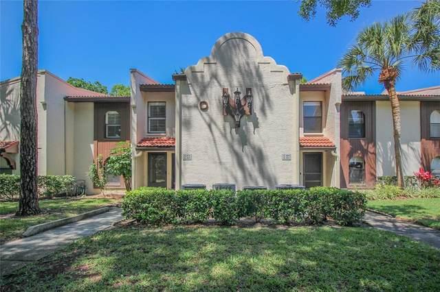 3505 Tarpon Woods Boulevard O409, Palm Harbor, FL 34685 (MLS #U8120622) :: Visionary Properties Inc