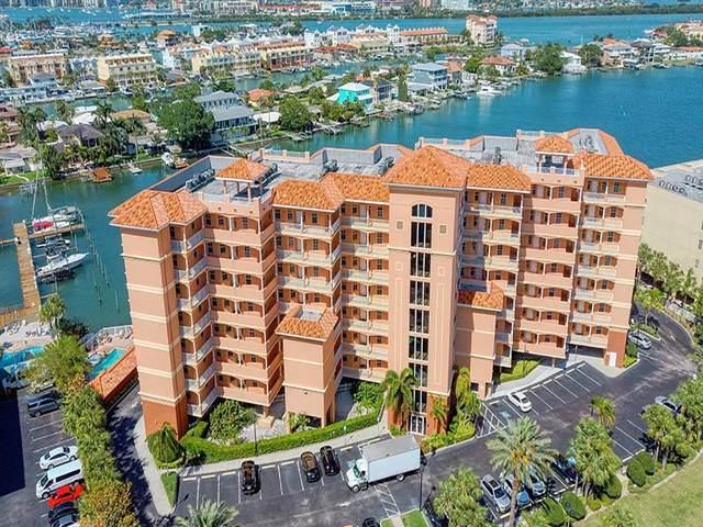530 S Gulfview Boulevard #602, Clearwater, FL 33767 (MLS #U8120636) :: The Lersch Group