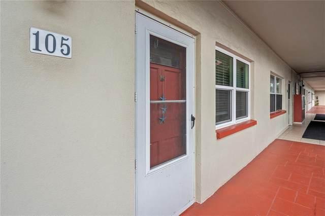 5840 30TH Avenue S #105, Gulfport, FL 33707 (MLS #U8120642) :: The Lersch Group