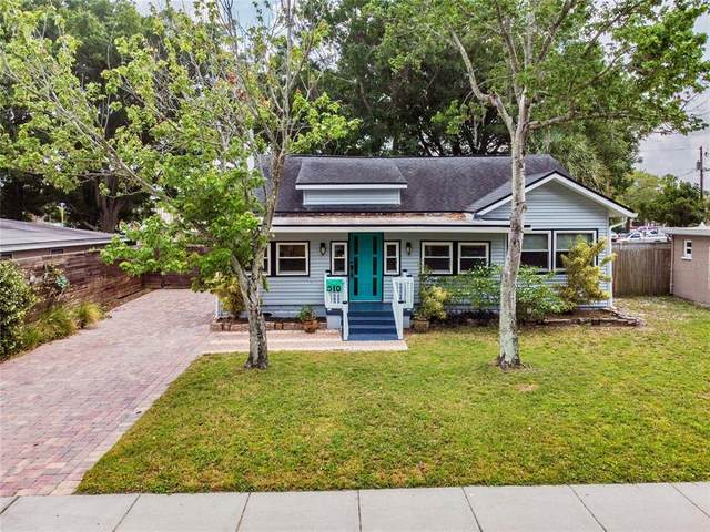 510 80TH Avenue N, St Petersburg, FL 33702 (MLS #U8120657) :: Armel Real Estate