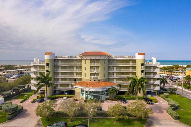 11605 Gulf Boulevard #408, Treasure Island, FL 33706 (MLS #U8120681) :: The Brenda Wade Team