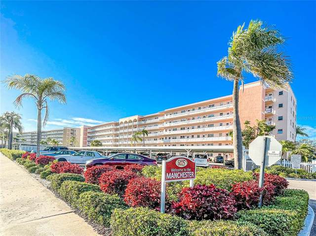 6025 Shore Boulevard S #205, Gulfport, FL 33707 (MLS #U8120709) :: Realty One Group Skyline / The Rose Team