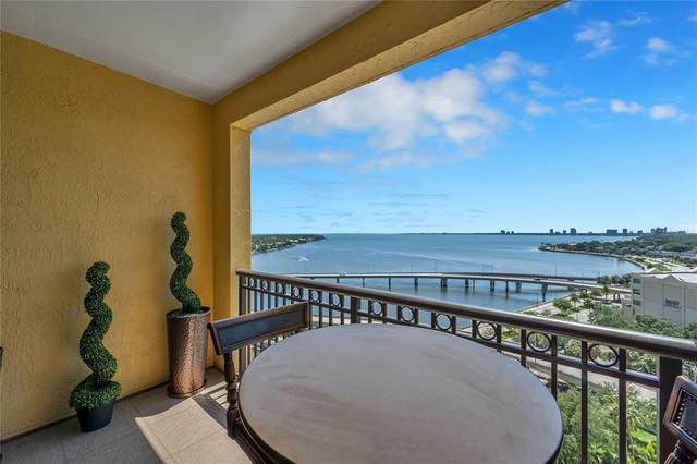 345 Bayshore Boulevard #1409, Tampa, FL 33606 (MLS #U8120722) :: RE/MAX Marketing Specialists