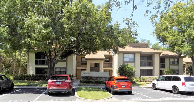 110 Woodlake Lane #110, Oldsmar, FL 34677 (MLS #U8120760) :: The Hesse Team