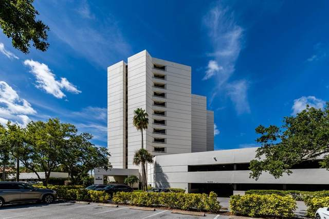 5940 Pelican Bay Plaza S #505, Gulfport, FL 33707 (MLS #U8120798) :: Heckler Realty