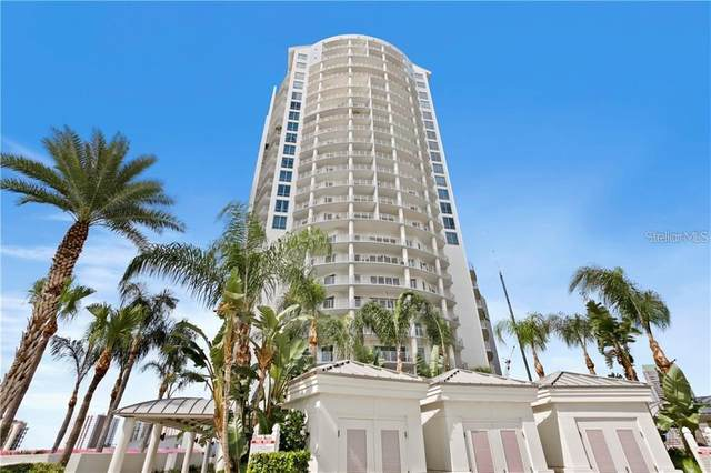 1209 E Cumberland Avenue #603, Tampa, FL 33602 (MLS #U8120903) :: Coldwell Banker Vanguard Realty