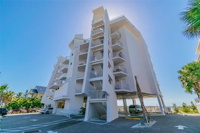 10116 Gulf Boulevard 301W, Treasure Island, FL 33706 (MLS #U8120939) :: Coldwell Banker Vanguard Realty