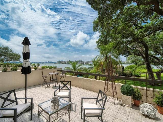 4 Belleview Boulevard #108, Belleair, FL 33756 (MLS #U8120944) :: Sarasota Property Group at NextHome Excellence