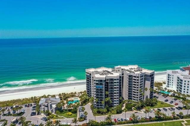 1600 Gulf Boulevard #814, Clearwater, FL 33767 (MLS #U8120947) :: Medway Realty