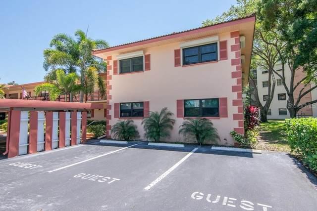 8162 Terrace Garden Drive N #104, St Petersburg, FL 33709 (MLS #U8120981) :: Sarasota Property Group at NextHome Excellence