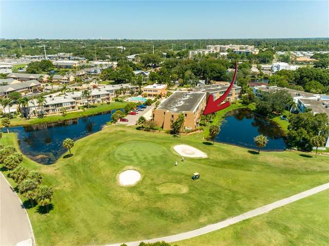 225 Country Club Drive B120, Largo, FL 33771 (MLS #U8121128) :: Sarasota Property Group at NextHome Excellence